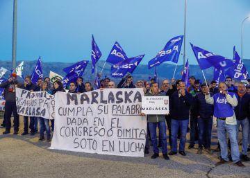 La Justicia autoriza una protesta de funcionarios de prisiones ante el Supremo al inicio del juicio del 'procés'