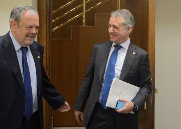 Urkullu prorrogará los presupuestos tras fracasar la negociación con Bildu