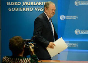El Gobierno vasco arremete contra la falsa voluntad negociadora de Bildu