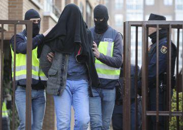 Detenidos un yihadista en Cataluña y otro en Vitoria