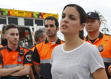 La primera teniente de alcalde de Valencia, hospitalizada tras ser atacada por dos perros