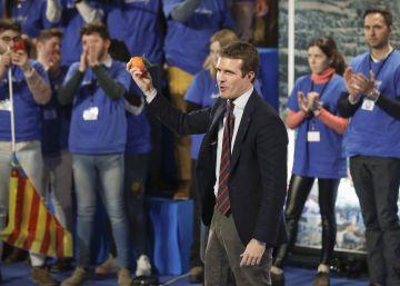Del PP de Rajoy al show de los 'sin complejos'