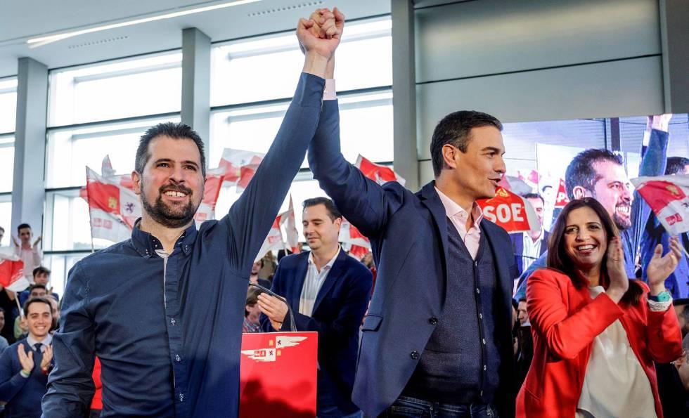 Sánchez pone de ejemplo el pacto en Suecia contra los ultras y pide al PP y Cs el apoyo a sus Presupuestos
