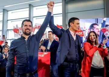 Sánchez posa d'exemple el pacte a Suècia contra els ultres i demana al PP i Cs el suport als Pressupostos