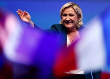 "Marine Le Pen celebra el ascenso ""absolutamente espectacular"" de Vox"