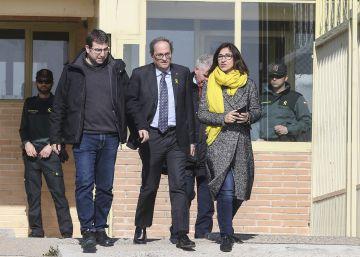 Interior vigila a ultras para evitar escraches a los políticos catalanes que asistan al juicio