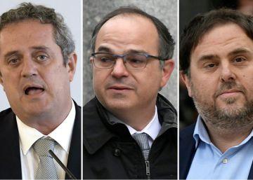 Quién es quién en el juicio del 'procés'