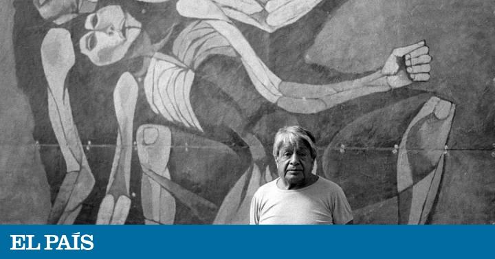 Oswaldo Guayasamín 20 Años Sin El Pintor Mestizo Que