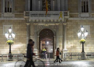 Ultimátum a Torra de la Junta Electoral para retirar los lazos en 24 horas