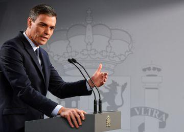 Pedro Sánchez presenta el programa el miércoles con todos sus ministros