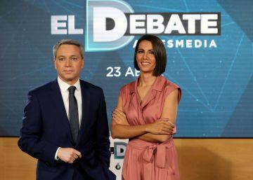 La Junta electoral impide el debate a cinco por incluir a Vox sin respetar la proporcionalidad