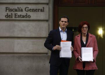 Rivera denuncia a la izquierda 'abertzale' por delito de odio en su mitin en Rentería