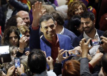 Sánchez apela a los votantes moderados que temen a Vox
