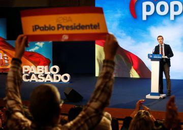 Casado recupera la 'mochila austriaca'', una propuesta de Zapatero y de Rajoy