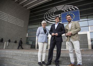 El Parlamento Europeo suspende los pases temporales a los diputados españoles por el ?caso Puigdemont?