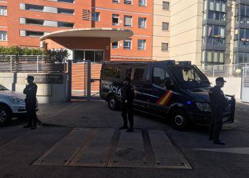 Detenidos 10 españoles de origen sirio en Madrid por financiación de actividades yihadistas