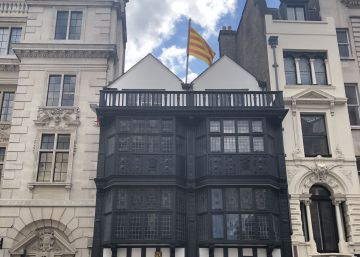 'Benvinguts' to London's 'House of Catalonia'