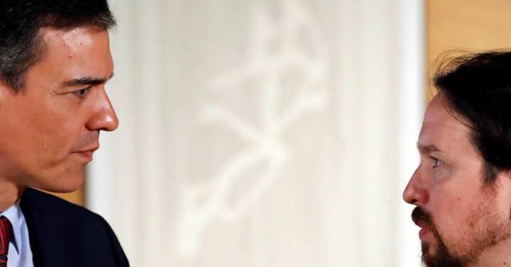 Pablo Iglesias da un paso atrás y renuncia a entrar en el Gobierno