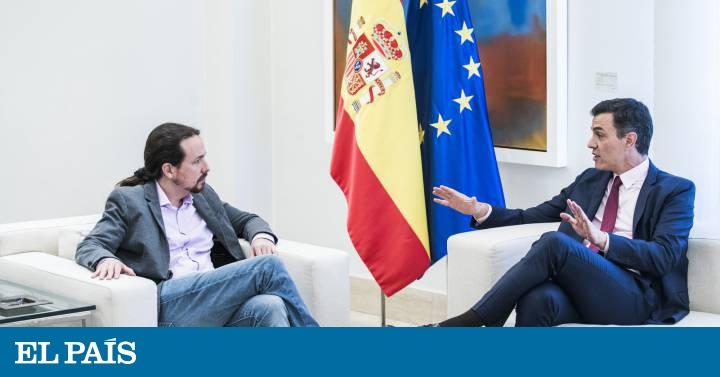 El PSOE busca cerrar un acuerdo con Podemos antes del debate