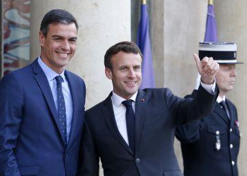 París acoge sin ?inquietud? la coalición del PSOE con Unidas Podemos