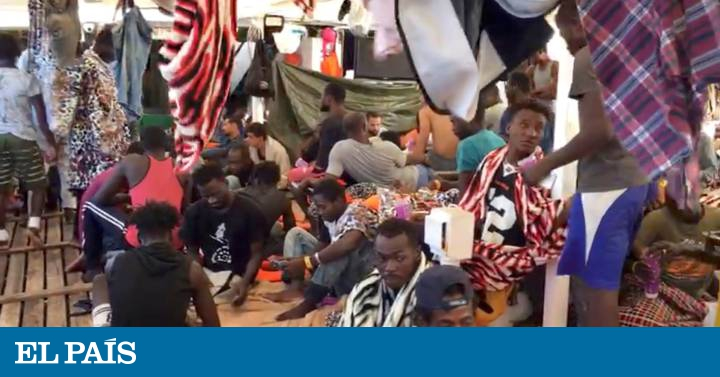 Seis países europeos ofrecen acoger a los migrantes del 'Open Arms'