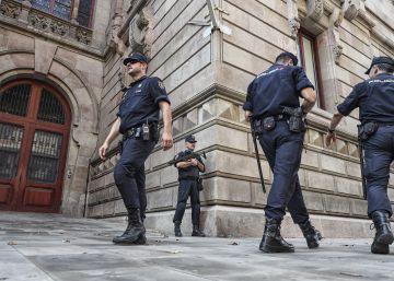 Policía y Guardia Civil perdieron más de 500 efectivos en Barcelona con el PP