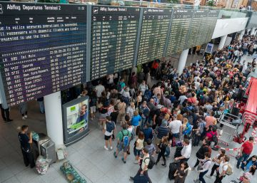 """Spaniard """"horrified"""" after causing 130 flight cancellations at Munich airport"""