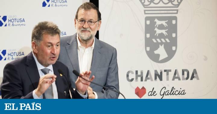 Rajoy reaparece en un nuevo foro político