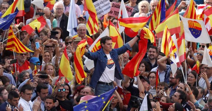 """Rivera: """"No hay barricada que pueda frenar la ilusión de un proyecto como España"""""""