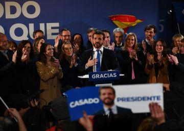 El pacto del PSOE con Podemos libera a Casado de la presión para abstenerse: ?Para este viaje no hacían falta alforjas?