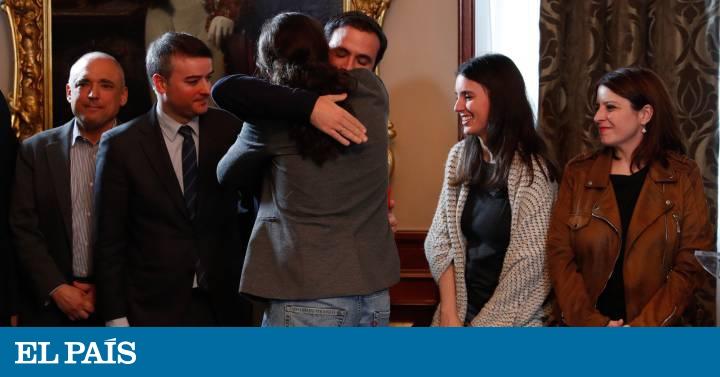 La izquierda minoritaria europea se cita en Málaga en vísperas de la investidura - EL PAIS
