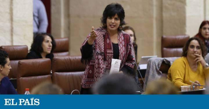 Podemos Andalucía se queda solo en sus críticas a Iglesias - EL PAÍS