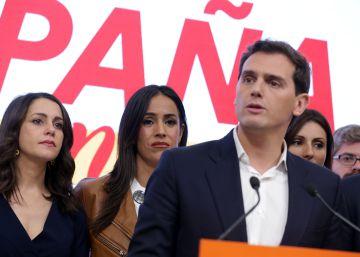 Ciudadanos pagaba un sueldo a un vocal de la Junta Electoral Central que resolvió recursos del partido