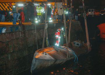 La policía hace inventario del alijo del ?narcosubmarino?: ?152 fardos con más de 3.000 kilos de coca?