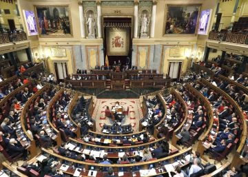 División en la Mesa del Congreso por las peticiones de disgregar el Grupo Mixto