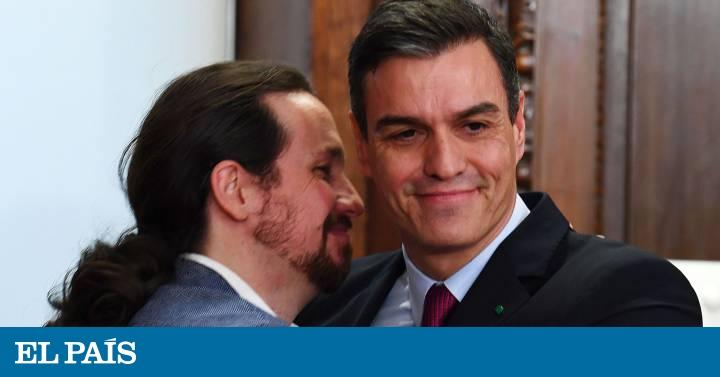 Las 12 principales medidas del pacto PSOE-Unidas Podemos
