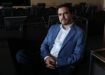 Alberto Garzón, un comunista orgulloso en el Consejo de Ministros