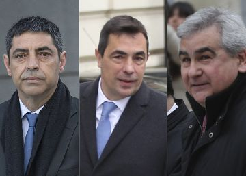 Who is who in the latest trial covering the 2017 Catalan independence drive