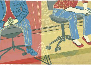 Ellas terminan haciendo las tareas ingratas de la oficina? y eso perjudica su carrera