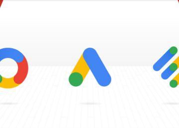 Google presenta sus nuevas marcas para anunciantes y editores