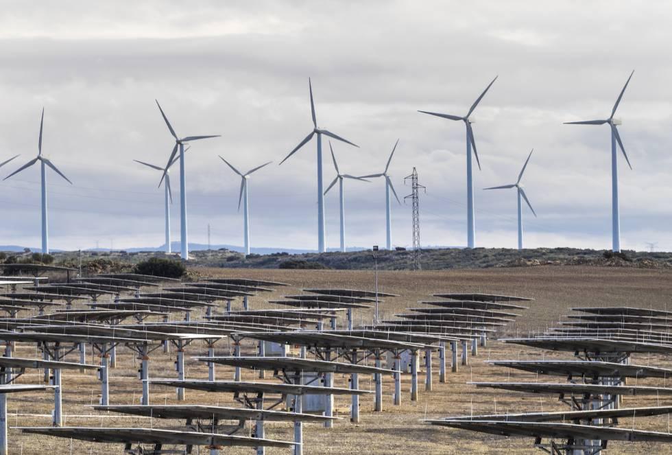 El 'tsunami' de las renovables: la hoja de ruta de un nuevo modelo energético