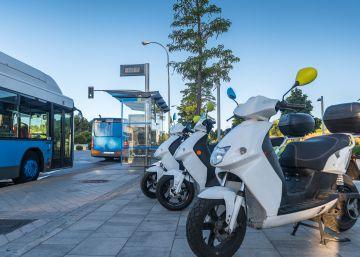 Las motos compartidas no quieren vivir en un vacío legal