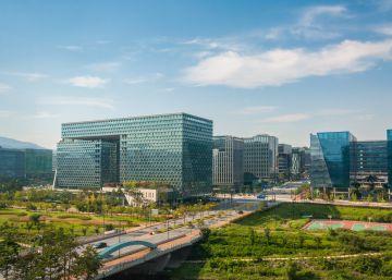 Bienvenidos a Pangyo, el Silicon Valley coreano
