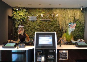 El hotel en el que solo trabajaban robots sustituye a más de la mitad de la plantilla por humanos