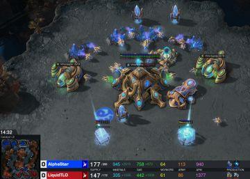 El salto de la inteligencia artificial de Google: derrota a dos campeones de StarCraft II