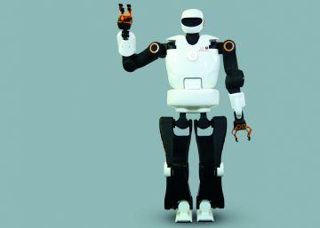 Thalos, el homo roboticus que viaja al espacio