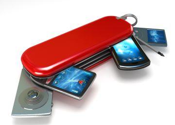 ¿Empachado de redes sociales? Usa tu ?smartphone? como una navaja digital y corta con ellas