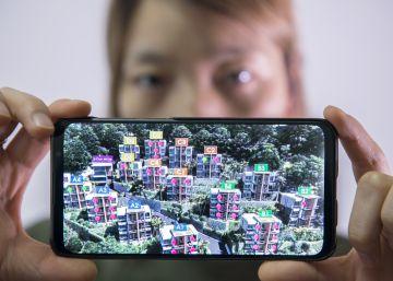 Los jóvenes chinos buscan ladrillo extranjero
