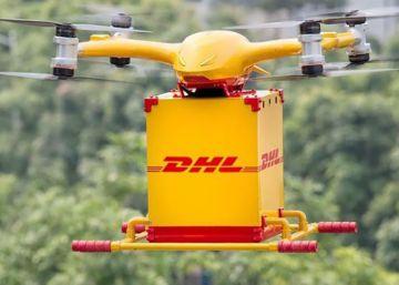Una flota de drones inteligentes ya entrega el correo en China