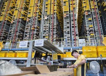 La revolución de la logística china que deja a Amazon por los suelos